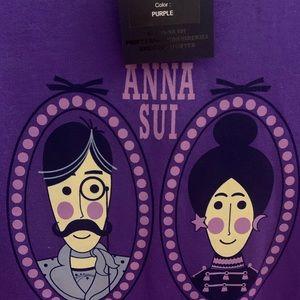 Anna Sui hooded sweatshirt